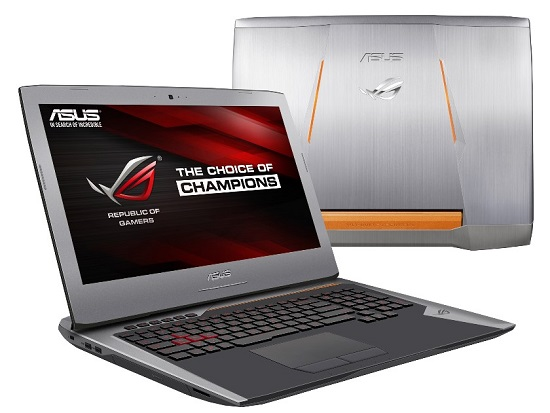 Laptop Gaming ASUS ROG G752