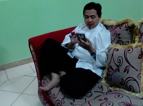 Walikota Banjarmasin Bapak Ibnu Sina