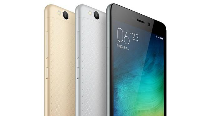 Model Terbaru Xiaomi Redmi 3