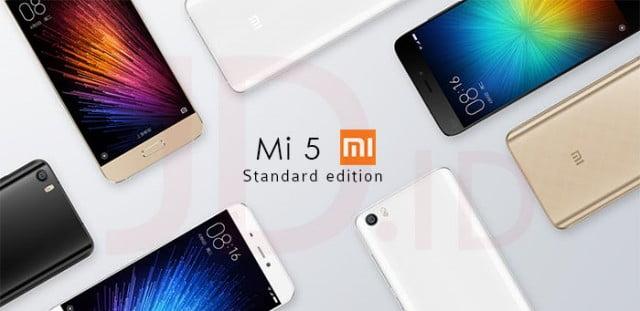 Xiaomi Mi5 Sudah dijual di Indonesia