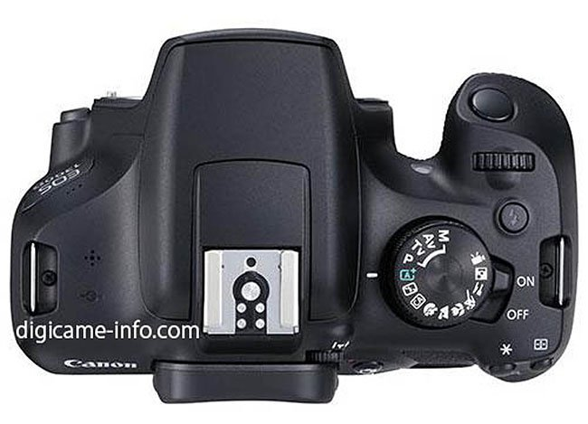 Panel Mirip Canon tipe 1200D (Foto: digicame-info.com)