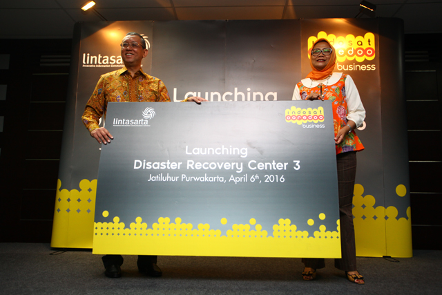 Indosat Ooredoo, Lintasarta, Disaster Recovery Center 3, Data Center