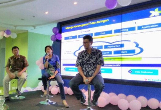 XL Axiata, NFV, Network Function Visualization