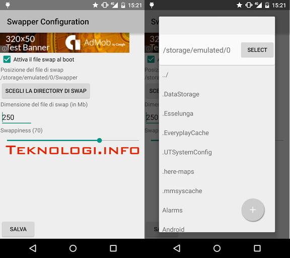 Cara Menambah RAM Smartphone Android dengan Swap RAM