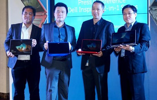 Dell Rilis Laptop Inspiron 2-in-1 Series