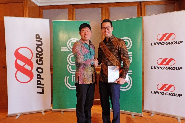 Lippo Group, Grab, e-Money