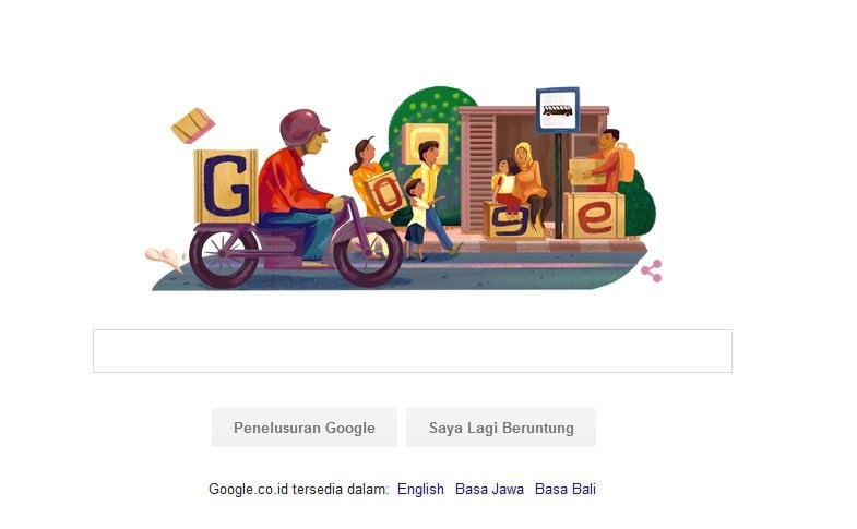 Google, Google Doodle