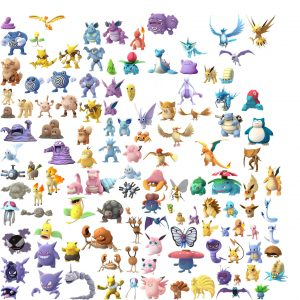 Kanto Region Pokemon