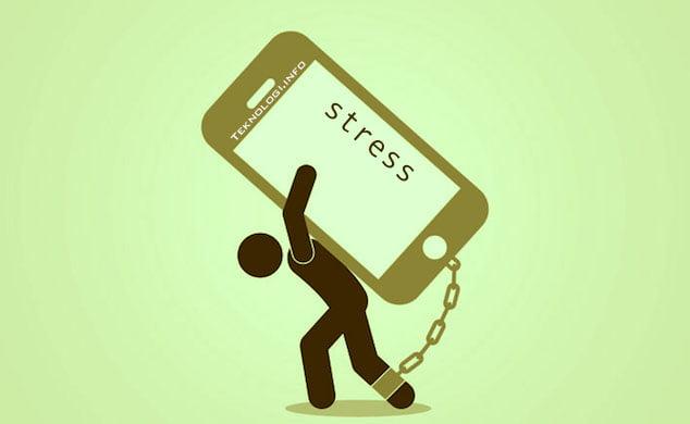 smartphone memicu stress
