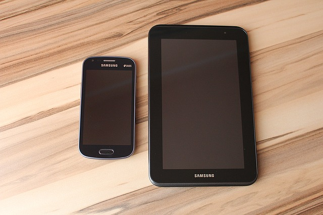 Smartphone dan Tablet