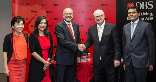 DBS Akuisisi ANZ bidang Wealth Management