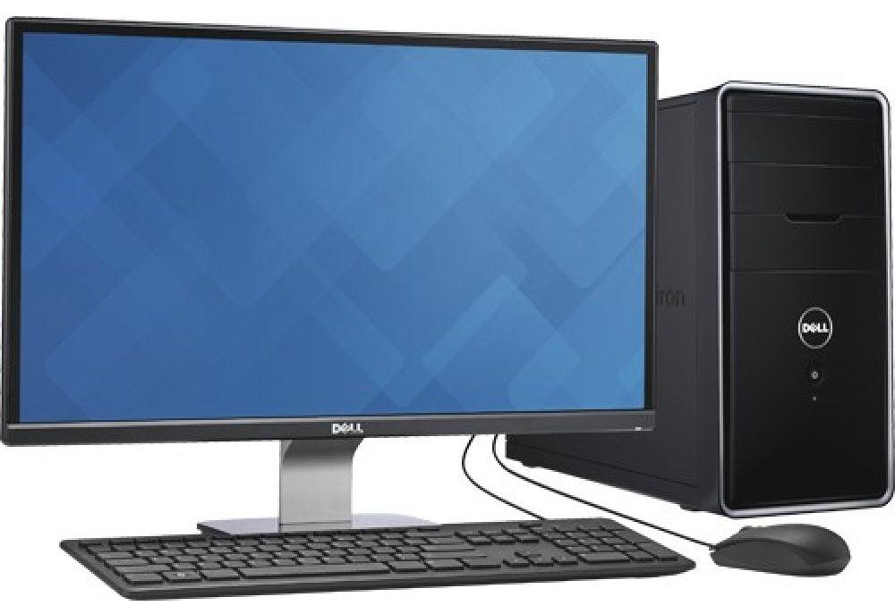 merk computer untuk perkantoran Dell 3847MT