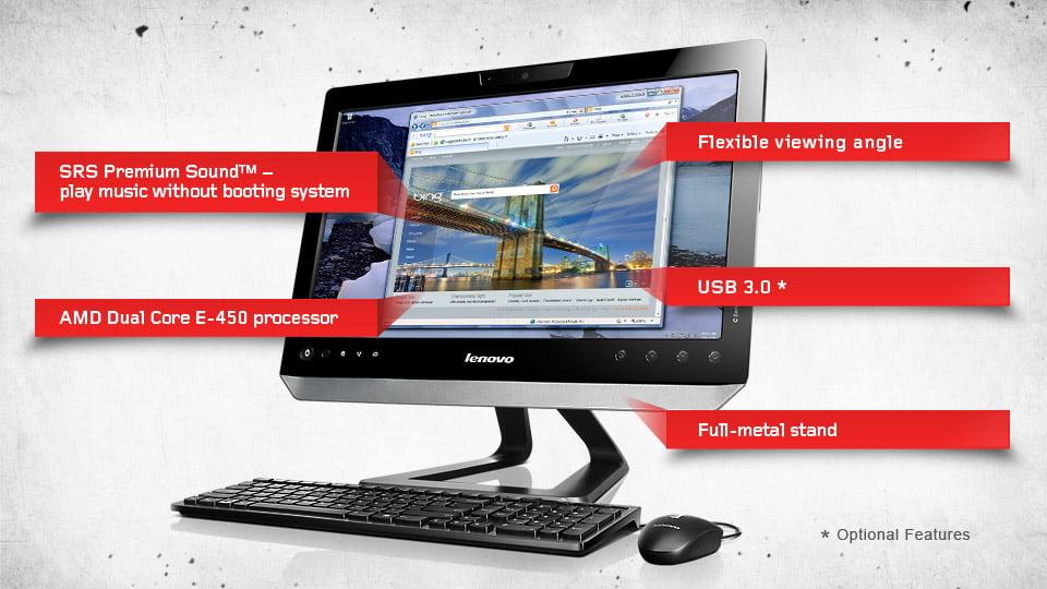komputer kantor Lenovo C225