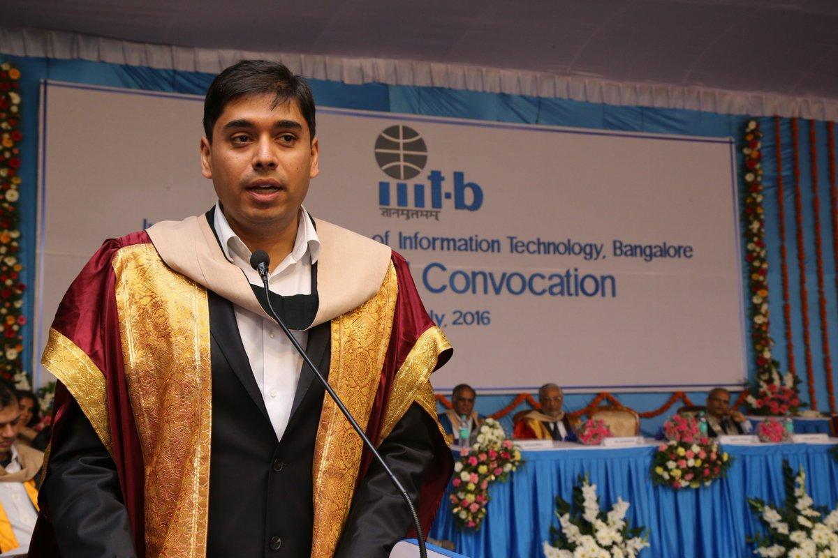 Naveen Tewari Founder dan CEO InMobi