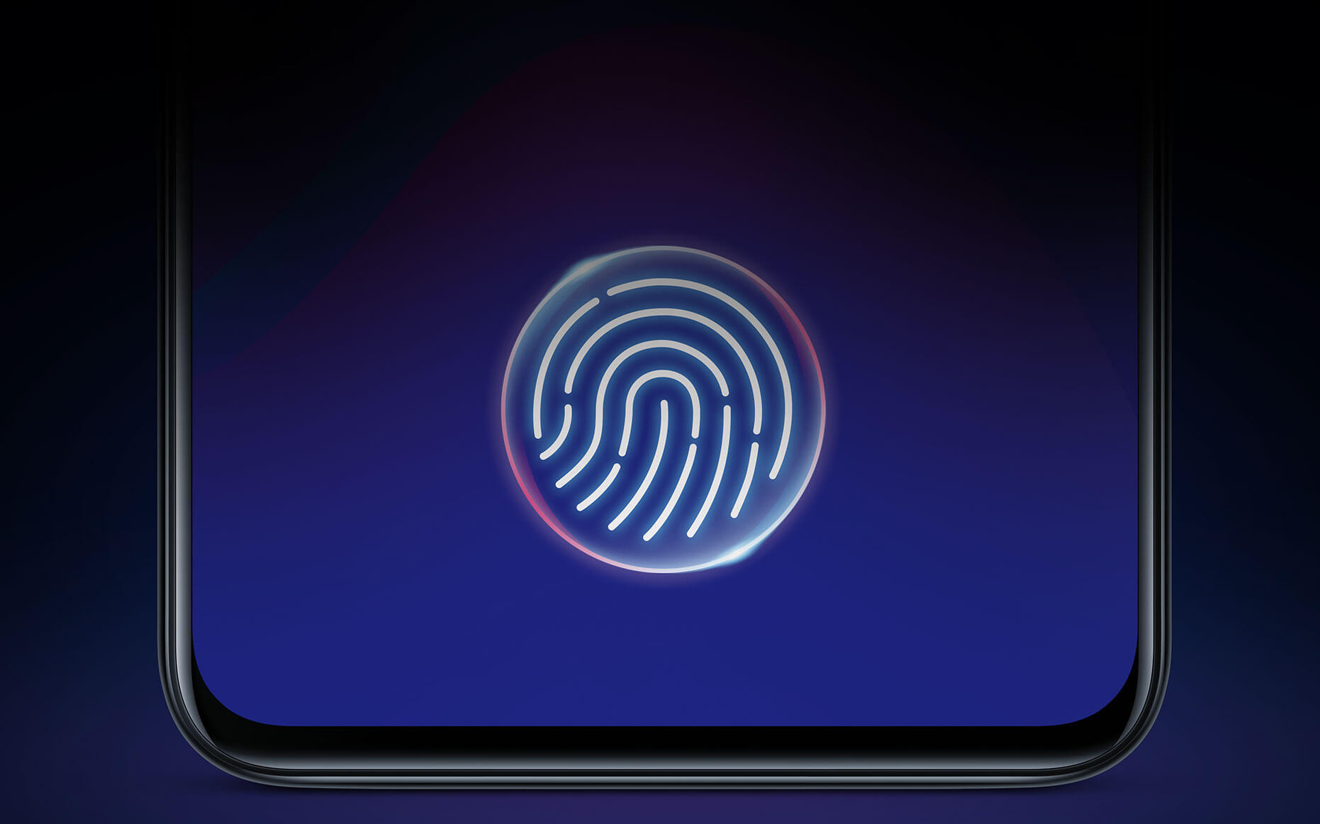 Screen Touch ID Vivo V11 Pro