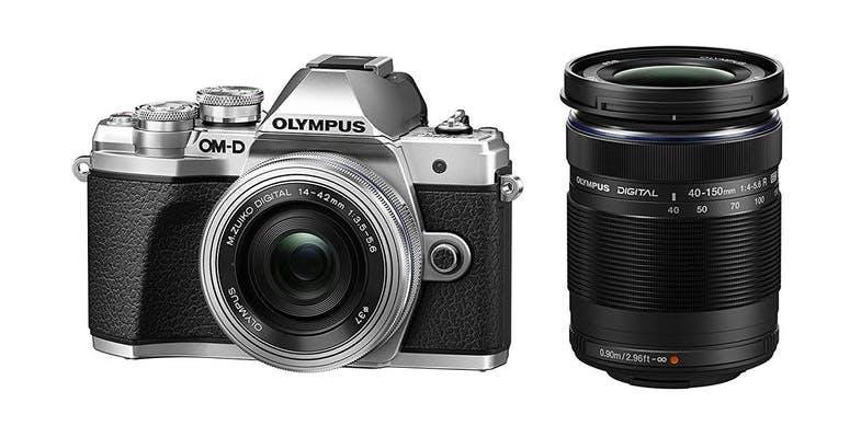 Olympus OM-DE E-M10 Double Zoom Kit