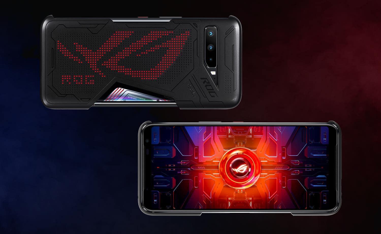 Desain dan Layar ROH Phone 3