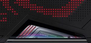 Asus ROG Phone 3 heat vent