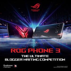 banner ASUS ROG Phone 3