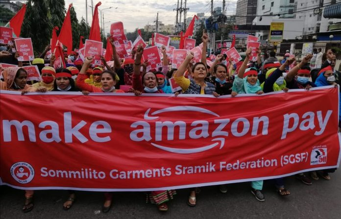 Make Amazon Pay SGSF