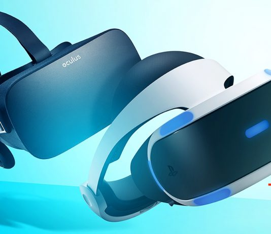 Oculus dan Playstation Virtual Reality PSVR