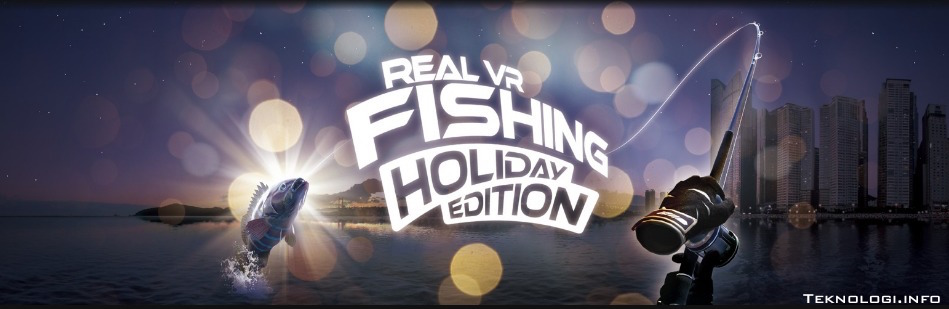 Real VR Fishing di Oculus Quest